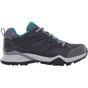 The North Face Hedgehog Hike II GTX Shoes Dam q-silver grey/porcelain green
